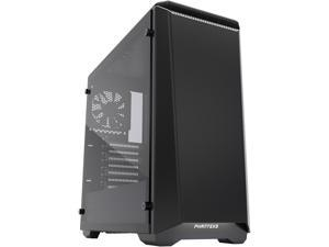 Phanteks Eclipse P400 PH-EC416PTG_BW Black/White Tempered Glass/Steel ATX Mid Tower Computer Case