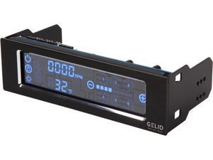 Gelid Solutions FC-LC-01 SpeedTouch6 Controller, Panel
