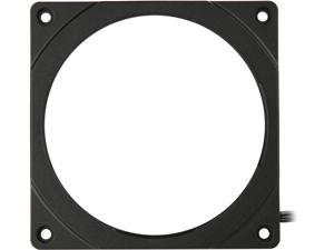 Phanteks PH-FF120RGBP Halos RGB Fan Frame – High density LEDs, RGB, 120mm fan mounting