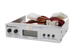 Sunbeam DTC-3.5-SV Thermal Controller, Panel