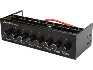 1ST PC CORP. FC-FC8-B 8-channel Fan Controller