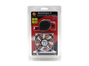Thermaltake Mobilefan II 80mm External USB Case Fan