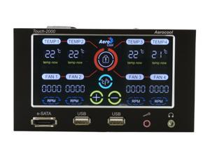 AeroCool Touch 2000 Controller, Panel