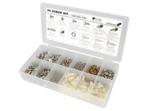 StarTech PCSCREWKIT Assortment of screws, nuts and standoffs