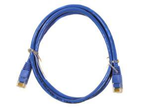 AMC CC5E-B3B 3 ft. Cat 5E Blue Color Cat 5E Blue Network Cable - OEM