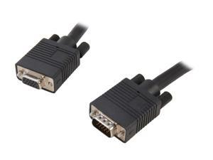 AMC CSV-F25MF 25 ft. VGA, With dual ferrites Male to Female Monitor Cable
