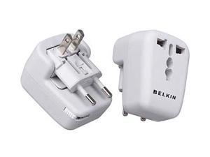 BELKIN F8E449 Universal AC Travel Adapter