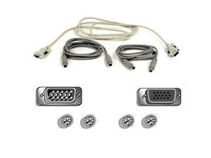 BELKIN 6 ft. Pro Series OmniView KVM PS/2 Cable Kit