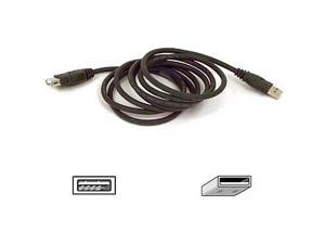 Belkin F3U134b03 3 ft. Black USB Extender Cable
