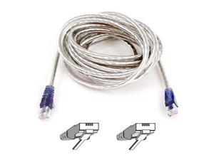 Belkin Model F3L900-15-ICE-S 15 ft. High-Speed RJ-11M to RJ-11M Internet Modem Cable M-M