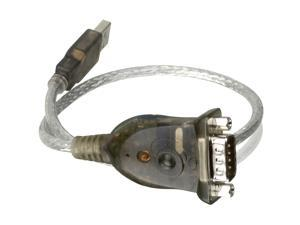IOGEAR Model GUC232A USB1.1 to Serial/ PDA Converter Cable