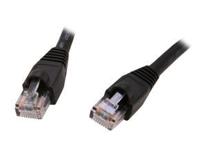 Coboc 2 ft. Cat 6 550MHz UTP Network Cable (Black)