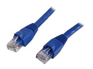 Coboc 2 ft. Cat 6 550MHz UTP Network Cable (Blue)