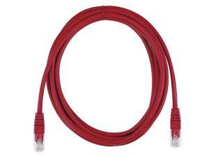 Rosewill RCW-539 10ft. /Network Cable Cat 5E /Red