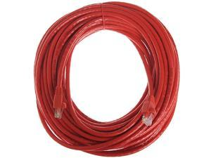 Rosewill RCW-593 50ft. /Network Cable Cat 6 Red