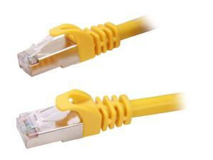 Rosewill RCNC-12038 25 ft. Cat 6A Screened Shielded Twist Pairing (SSTP) Enhanced 550MHz Network Ethernet Cables