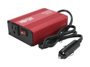 Tripp Lite 150 W Car Power Inverter with 1 Outlet, Auto Inverter, Ultra Compact (PV150)