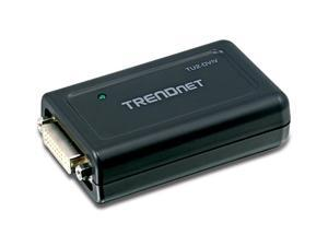 TRENDnet TU2-DVIV USB to DVI/VGA Adapter