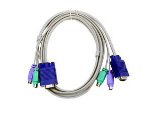 PPA 6 FT 6 FT PS/2 KVM Cable