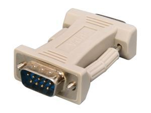 PPA 7512D 9pin Male to 9pin Male Adapter