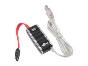 SABRENT SATA-C35U Serial ATA (SATA) to USB 2.0 Cable Converter Adapter
