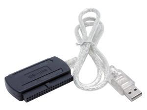 BYTECC BT-200 USB2.0 to IDE Cable With Power Adapter