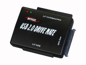 BYTECC BT-300 USB 2.0 to IDE/SATA Adapter