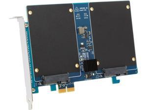 APRICORN VEL-DUO Velocity Duo x2 - Dual SSD RAID Upgrade Kit for Desktop PCs and MacPro