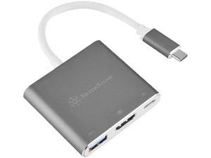 Silverstone SST-EP08C USB Display Adapter