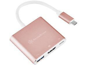 Silverstone SST-EP08P USB Display Adapter