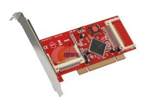 SYBA SY-PCI48001 PCI to Compact Flash Adapter