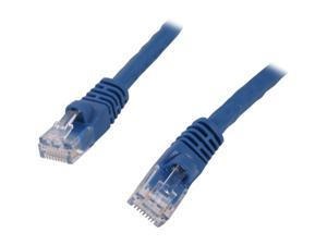 Link Depot C6M-1-BUB 1 ft. Cat 6 Blue UTP Network Cable