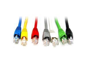 Link Depot C6M-1-GNB 1 ft. Cat 6 Green Enhanced 550 MHZ Network Cable