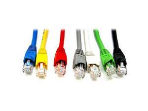 Link Depot C6M-5-YLB 5 ft. Cat 6 Yellow Color Network Cable