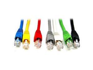 Link Depot C6M-7-RDB 7 ft. Network Cable
