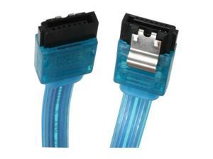 Link Depot SATA2-1.5-UVB 1.5 ft. SATA II CABLE WITH LOCKING