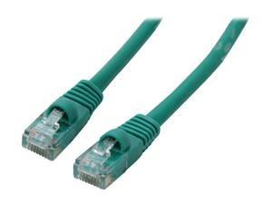 Link Depot C5M-5-GNB 5 ft. Cat 5E Green Network Ethernet Cable