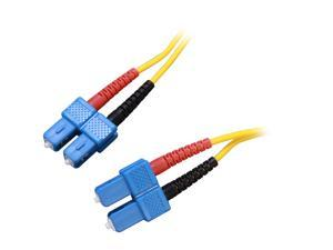 Link Depot FOS9-SCSC-3 9.84 ft. (3m) Single Mode Duplex Fiber Patch Cable SC - SC