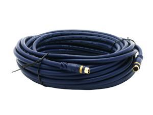 C2G Model 29161 50 ft. Velocity S-Video Cable M-M