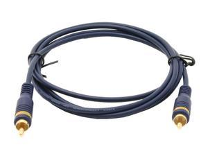 C2G Model 27231 6 ft. Velocity RCA Type Video Interconnect M-M