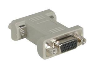 C2G 02751 HD15 F/F VGA Gender Changer (Coupler)