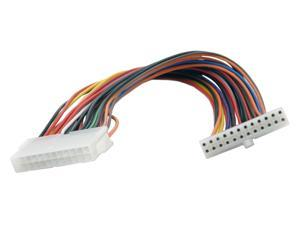 "Athena Power Cable-AD08 12"" EPS (24Pin) connector Extension Cable"