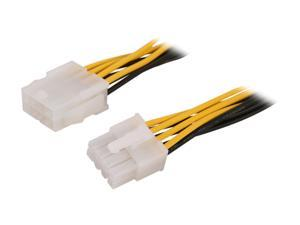 "StarTech EPS8EXT 8"" EPS 8 Pin Power Extension Cable"