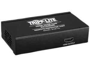 Tripp Lite HDMI over Cat5 / Cat6 Remote Extender Repeater for Video and Audio, 1080p at 60Hz (B126-110)