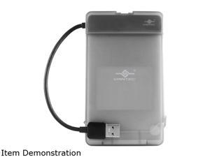 "VANTEC CB-STU3-2PB USB 3.0 to 2.5"" SATA HDD Adapter with Case"
