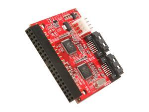 Koutech IO-ASA221 IDE-to-Dual SATA II Device Adapter