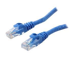 BYTECC C6EB-1B 1 ft. Cat 6 Blue Enhanced 550MHz Patch Cables