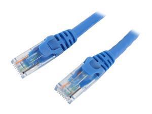 BYTECC C6EB-10B 10 ft. Cat 6 Blue Enhanced 550MHz Patch Cables
