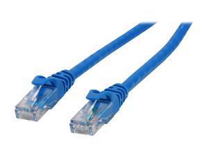 BYTECC C6EB-15B 15 ft. Cat 6 Blue Enhanced 550MHz Patch Cables