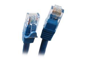 BYTECC C6EB-20B 20 ft. Cat 6 Blue Enhanced 550MHz Patch Cables